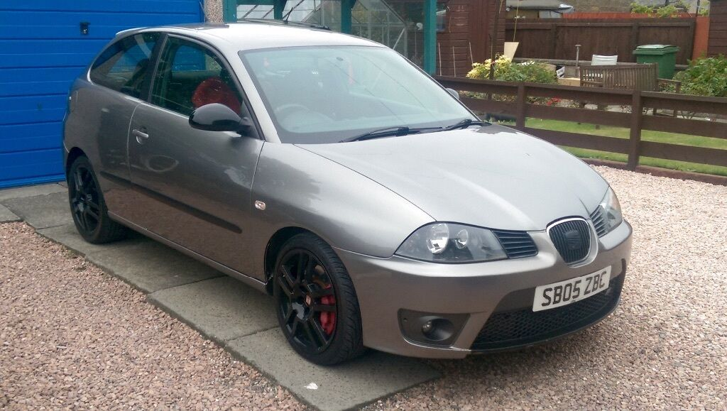 2005 seat ibiza cupra tdi 160 in dundee gumtree. Black Bedroom Furniture Sets. Home Design Ideas