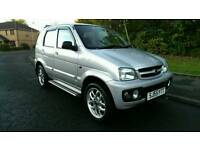 2005 55 DAIHATSU TERRIOS 1.3 SPORT * FOUR WHEEL DRIVE *