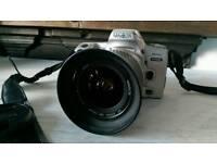 Minolta 404Si Dyna Film Camera