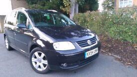 Volkswagen Touran 2.0 TDI S 5dr (7 Seats)