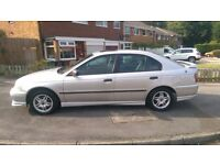 2000(X) Honda Accord 1.8i Vtec SE AUTO 5 Door - Only 78,000 Miles - MOT Aug 17 - Only 2 Owners