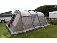 Outwell Montana 6 Tent with Carpet