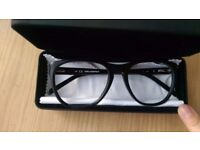 Karl Lagerfeld - Black Glasses Frames - RRP£110