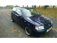 Vw polo . For repair quick sale