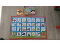 Alphabet large jigsaw puzzle - £1