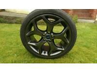 Ford focus st225 alloy wheel