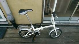Roadguan folding bike, great condition!!!