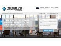 Freelance Web Designer and Developer - Wordpress Magento