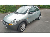2004 FORD KA 1.3, V LOW MILES 34K, MOT, NICE DRIVE, GREAT CONDITION