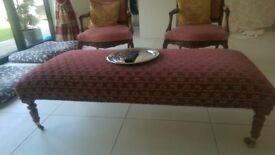 Quality foot stool