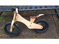 Easy Rider Balance bike for the littlest bikers