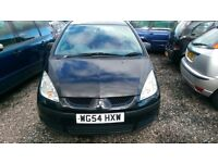 Mitsubishi Colt Black 1.2 Petrol , Manual, 5 Door, 11 month MOT, Service History