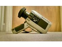 Vintage/Retro JVC camcorder - Prop Use