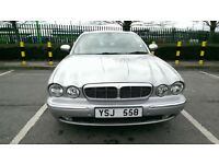 JAGUAR XJ8 V8 SE AUTOMATIC 3.6 PETROL + PRIVATE PLATE WORTH £1200