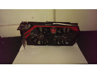 270X MSI AMD GRAPHICS CARD - PRICE NEGOTIABLE