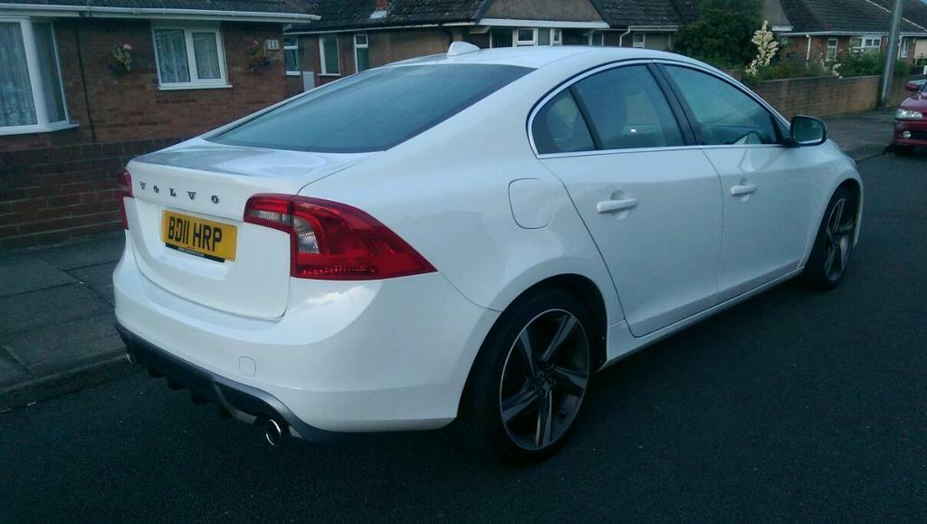 2011 volvo s60 r design d3 in doncaster south yorkshire gumtree. Black Bedroom Furniture Sets. Home Design Ideas