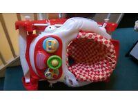 My Child Car baby walker and rocker