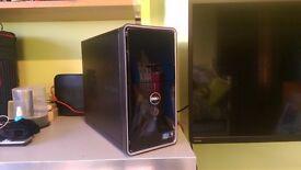 Dell Inspiron 620 Desktop PC i3 4GB RAM 1TB HDD Win 7 Wi-Fi Connectivity
