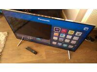"Panasonic 48"" 4k uhd smart tv"