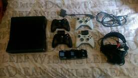 Xbox 360 plus loads of extras!