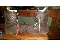 Burton Ruler Imprint 2 Snowboard Boots Size UK 11 US 12 EUR 46
