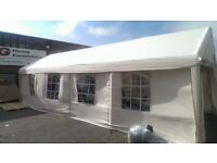 9mtr x 4 mtr extra large gazebo marquee new in box