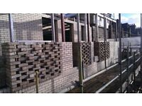 R&Z Construction ltd BRICKLAYERS available