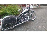 2003 Harley Davidson Fatboy/Heritage Softail