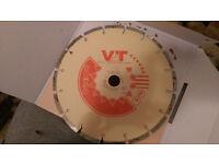 VJT Concrete diamond blades,brand new