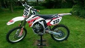 Yamaha YZ 250F 2009