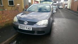 Vw golf 1.9 tdi match diesel manual