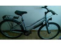 Ladies Mongoose bike - 26 inch wheels......Bargain