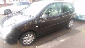 Volkswagen Black Polo Bargain £650