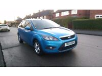 FORD FOCUS 1.6 ZETEC NICE AND CLEAN CAR LONG MOT