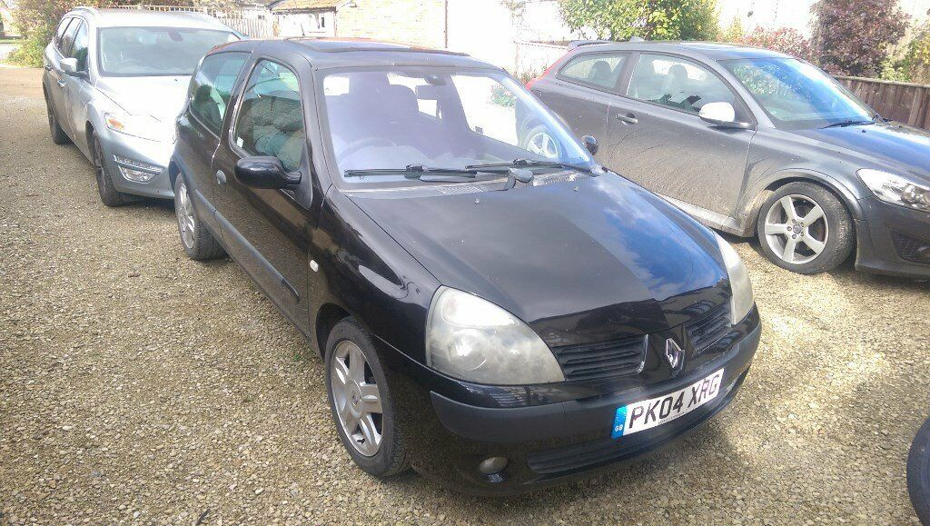 2004 Renault Clio 1.5 TDCi, MOT til July, Running but Bad Engine Knock