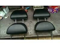 Rover 45+ Mg zs headrests