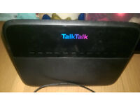 TALK TALK HUAWEI HG533 WIRELESS N ADSL2+ ROUTER All CABLES ARE INCLUDED FULLY TESTED AND WORKING.