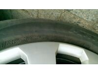 185 65 r15 vauxhall astra 4x100 4 stud wheels and tyres