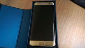 SAMSUNG S7 EDGE GOLD 32GB - NEW
