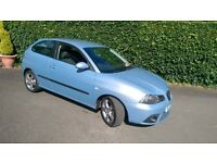 Seat Ibiza Formula 1.4 Sport MOT July 17, Service History Just Serviced New Discs Pads Lovely