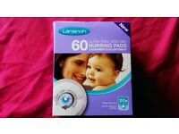 2 Boxes X Lansinoh 60 Ultra Thin, Stay Dry Nursing Pads - £10