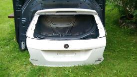 GENUINE VW GOLF MK6 ESTATE TAILGATE SILVER 2009 - 2013