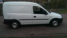 Vauxhall Combo 08 12 Month MOT NO VAT