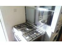 Gas& electric range cooker