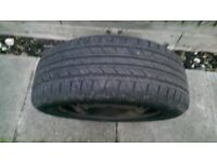 FORD FOCUS CMAX MONDEO 205/55/16 IDEAL SPARE REPLACEMENT