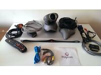 Polycom VSX 7000e Video Conferencing Complete System. FREE DELIVERY.