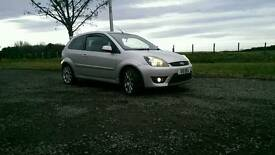 FORD FIESTA ST 2007 LOW MILES