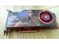 ATI sapphire hd4870 3d video graphic card