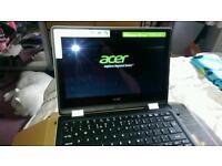 Acer r11 laptop/flip tablet