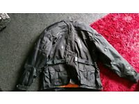 "Tuzo ""Dakar"" touring motorcycle jacket"
